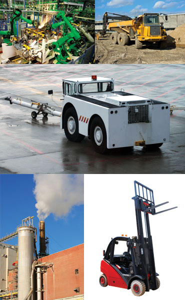 Apex Hydraulics | Industries Served